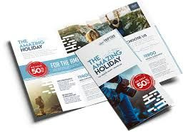 Trifold Brochures